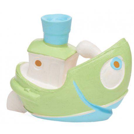 Witajcie,    Kąpiel nie musi być nudna :)    Pastelowa zabawka do kąpieli barka dla dzieci już 0+. Ekologiczna, podlega całkowitej biodegradacji oraz bezpieczna, wykonana 100% z naturalnego kauczuku pozyskanego z drzewa hevea.     Zabawka po naciśnięciu delikatnie piszczy - stymuluje zmysł słuchu malucha.    Można ją do woli ściskać, gryź czy memlać:)     http://www.niczchin.pl/zabawki-do-kapieli/4171-zabawka-do-kapieli-barka-z-hevea-lanco-1319.html