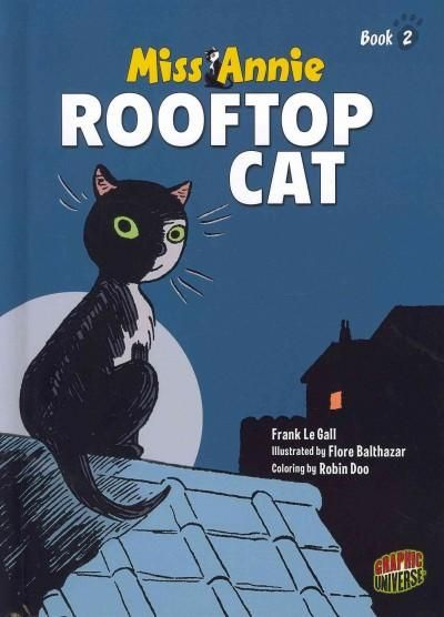 16 best collection development graphic novels based on classic miss annie 2 rooftop cat graphic universe fandeluxe Image collections