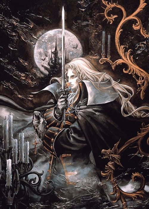 Castlevania: Symphony of the Night Screen on http://www.majestichorn.com/2012/03/castlevania-symphony-of-the-night-screen/