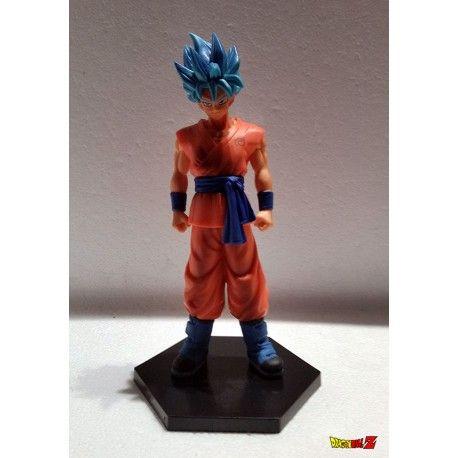 Figura Dragón Ball Goku Super Saiyan