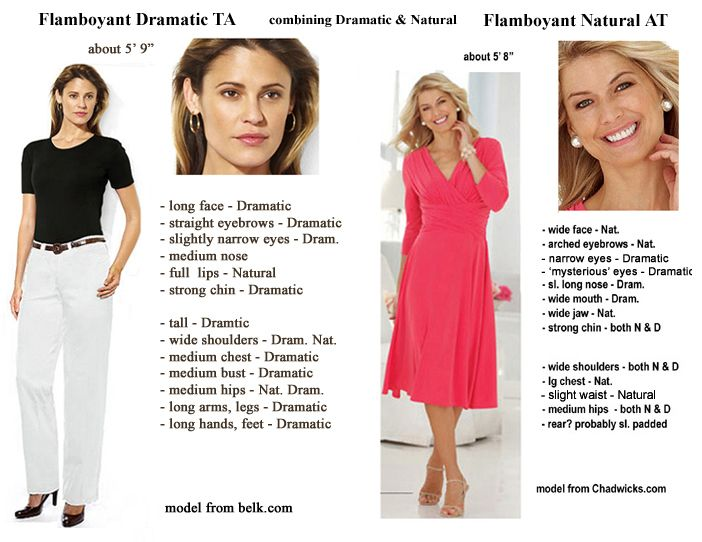 All Types of Beauty - Dramatic Natural