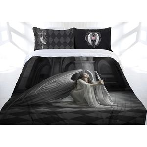 Anne Stokes — The Blessing Quilt Cover, Queen-Sized. Comes with pillow cases as well!