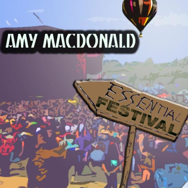 This Is The Life by Amy Macdonald - Essential Festival: Amy MacDonald (International Version)