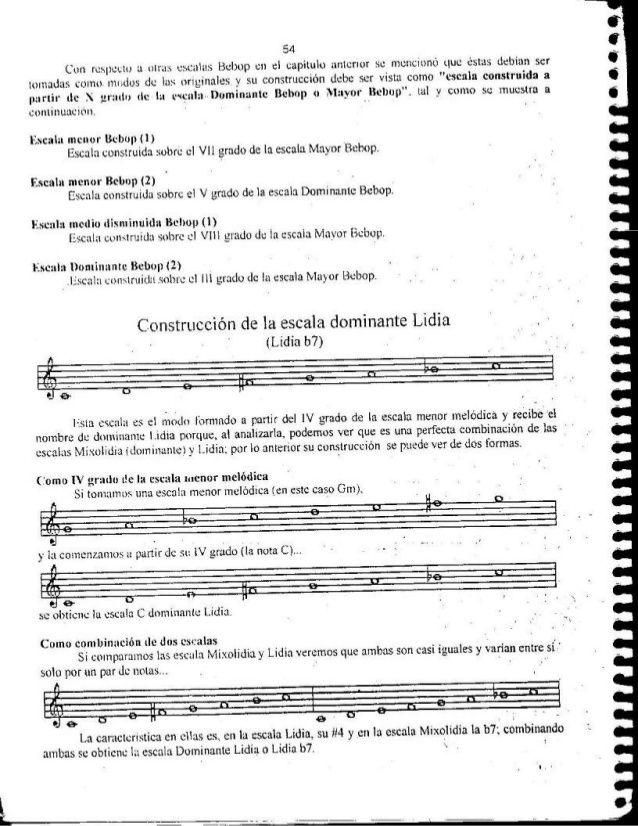 El Libro De Las Escalas Guitar Classes Sheet Music Guitar