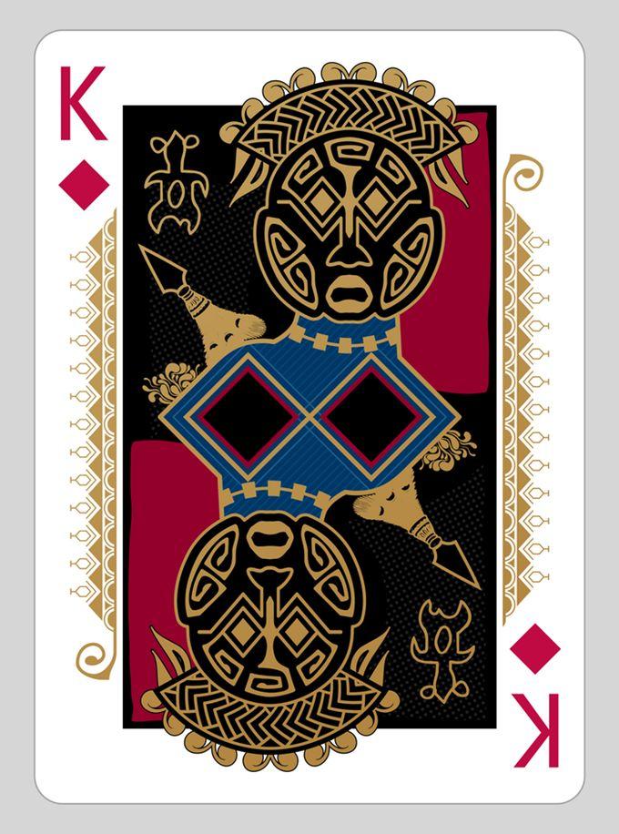 RongoRongo 2 Playing Cards (Canceled) by Matifu — Kickstarter