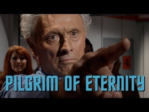 """Star Trek Continues E01 """"Pilgrim of Eternity"""" Apollo returns to wreak havoc on Kirk and the Enterprise in the first episode of the new series. Michael Forest, original series actor who played Apollo, reprises his role."""