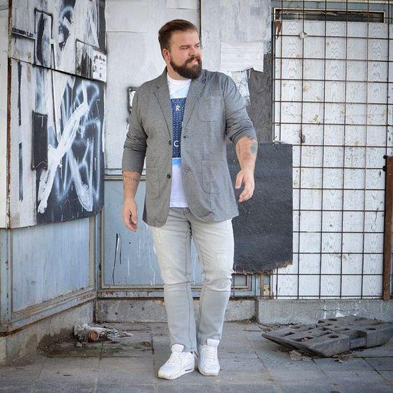 d726c2a313a784 Moda para homem gordinho | Accessories / Big / Fashion / Men ...