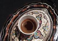 Turkish coffee http://notoriouslysinglegirl.com/2014/11/12/a-coffee-lovers-dreamcoffee-con-los-angeles-2014/