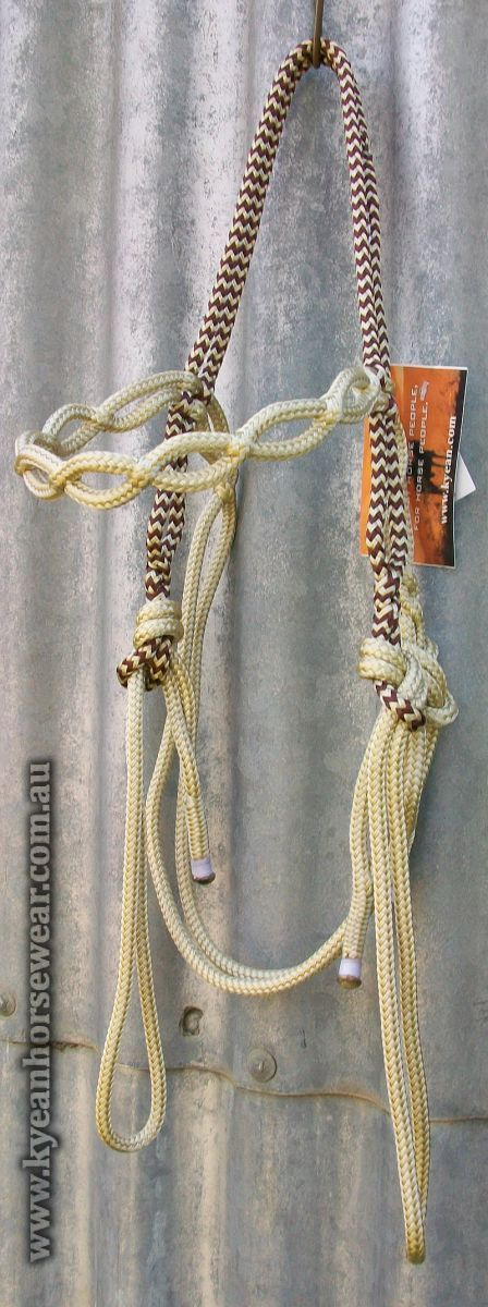 ROPE BRIDLES : Ky-ean Horse Wear