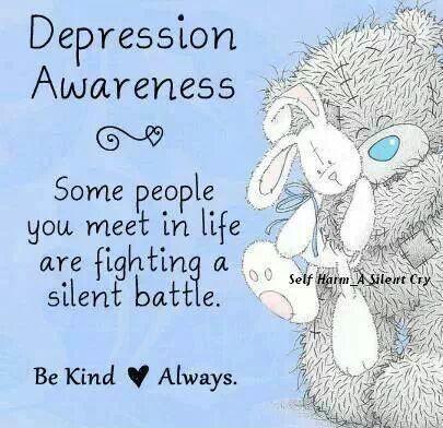 <3  Depression Awareness