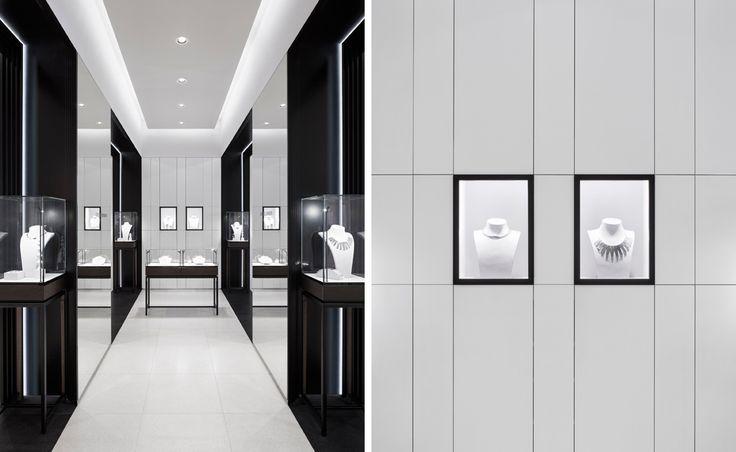 Georg Jensen Retail Store ConceptMunich, 2015 - Studio David Thulstrup