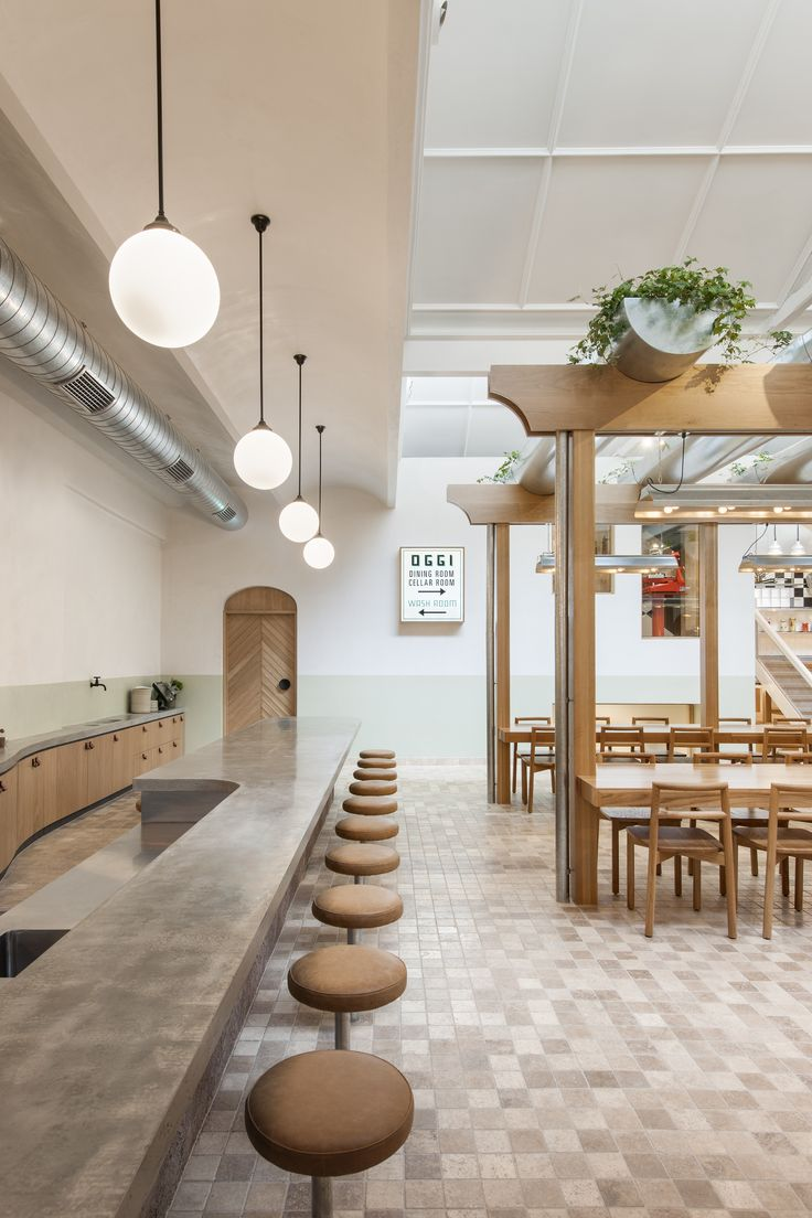 This Retro Inspired Italian Restaurant Is Adelaides Latest Hotspot Via MyDomaineAU Bar Design AwardsRestaurant