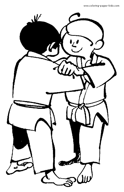 color karate