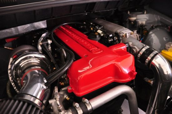 Drift Scion xB with 2JZ Toyota Supra Engine Built by Rogue Status Automotive Addicts