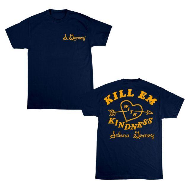 Kill Em T-Shirt   Selena Gomez