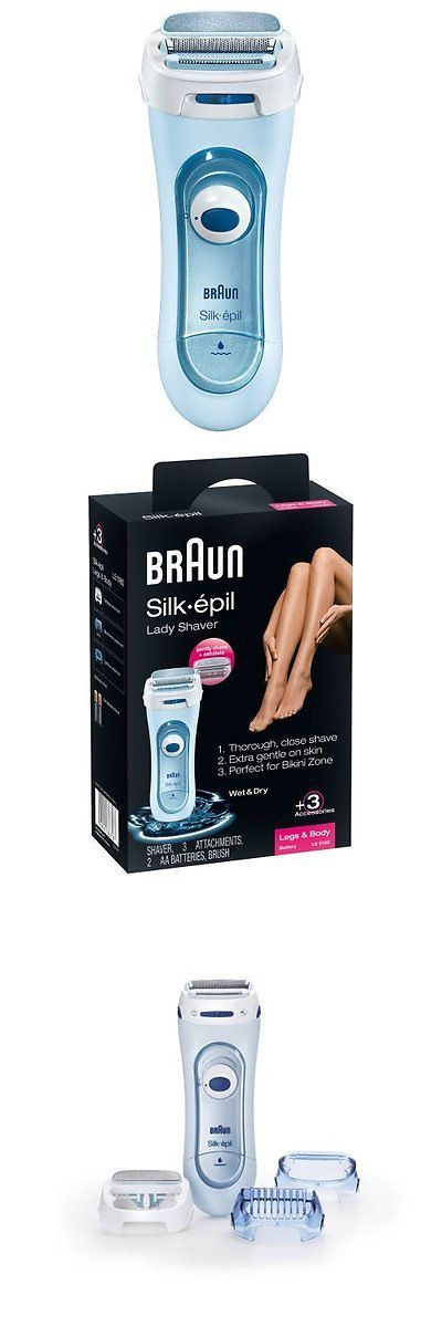 Womens Shavers: Braun Silk Epil Female Lady Shaver Ls5160wd 1 Count , New, Free Shipping -> BUY IT NOW ONLY: $60.97 on eBay!