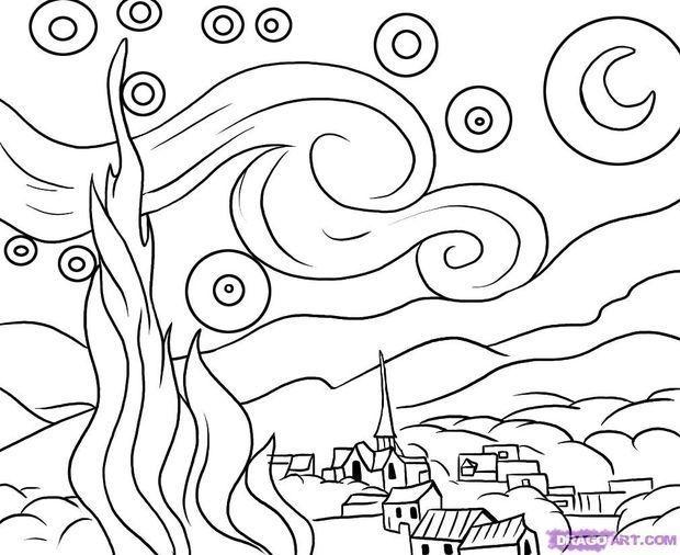 Kein Nahen Kein Kleber Wand Steppdecke Kunst Nosewshirts Kein Nahen Kein Kleber Wand Steppdecke Kunst Starry Night Art Night Art Starry Night Painting