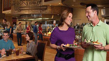 Epic Buffet Hollywood Casino, Lawrenceburg, Indiana
