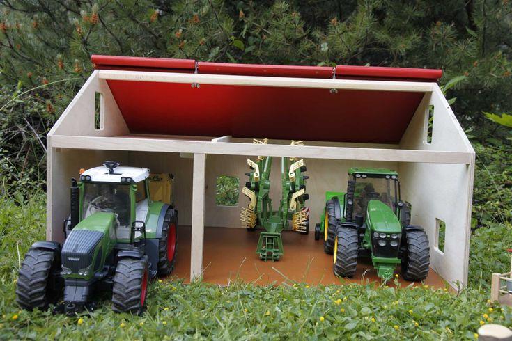 Bauanleitung Bauernhof