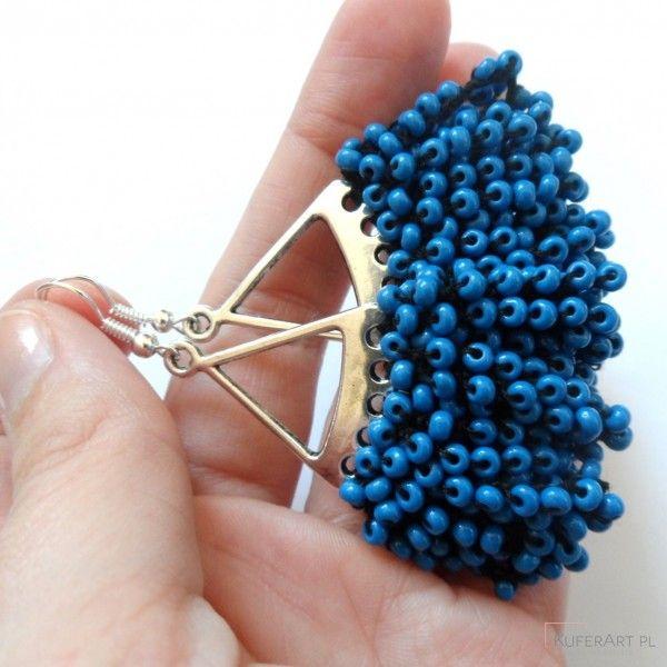 Multibeads kolczyki 177 - Kolczyki - Biżuteria artystyczna