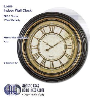 ERGO Louis Wall Clock