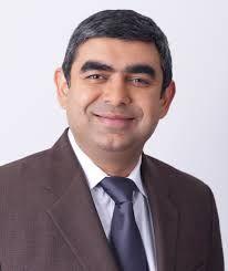vishal sikka - CEO Infosys