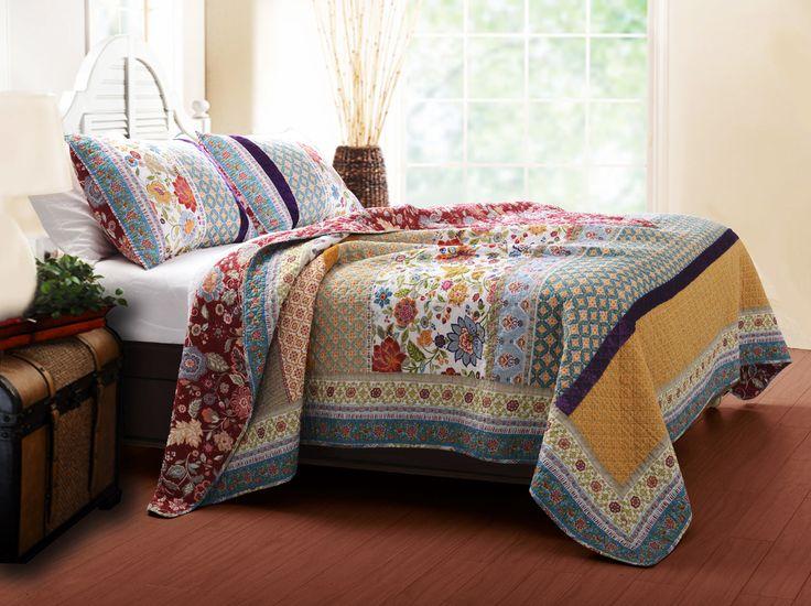 best 23 cottage style living images on pinterest cottage style rh pinterest com  cottage style quilt sets