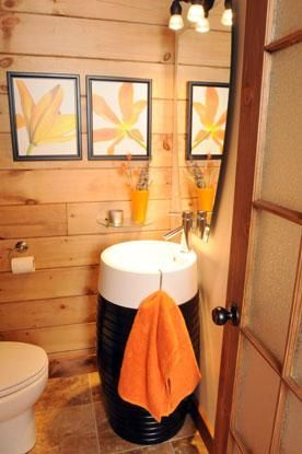 bathroom ideas log homes - Bathroom Ideas Log Homes
