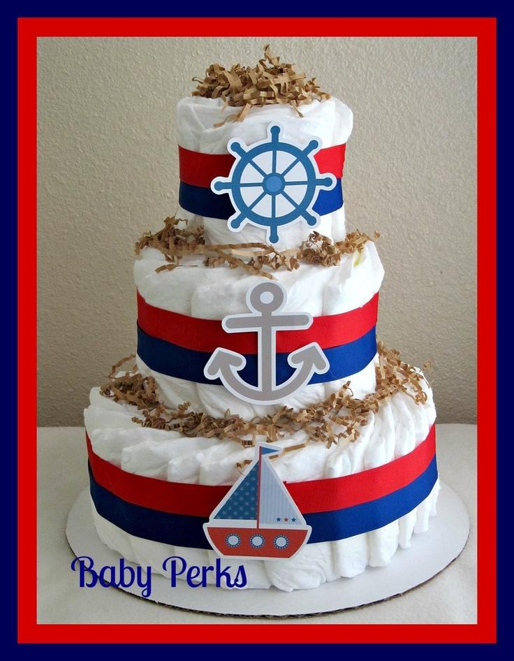 Nautical Cake Ideas
