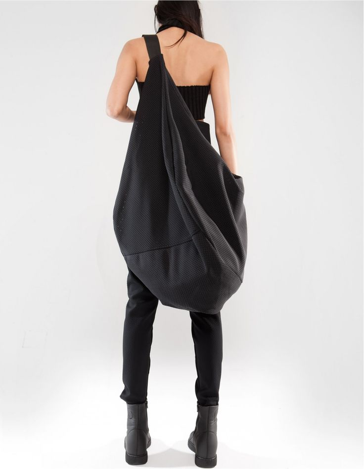 """Demobaza | neoprene oversize bag (limited) """