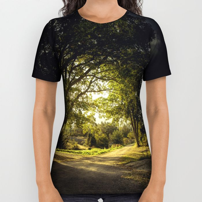 On the road again All Over Print Shirt by HappyMelvin | Society6