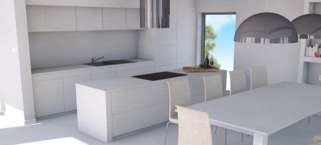Zaprojektuj swoją kuchnię – aranżator wnętrz on-line Kronospan