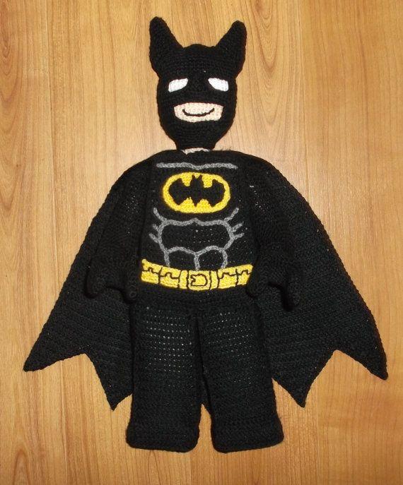 114 best Batman amigurumi images on Pinterest | Patrones amigurumi ...