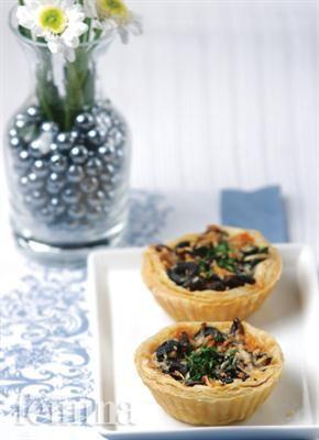 Mushroom Pie Femina