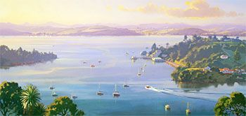 Looking Down on Mangonui