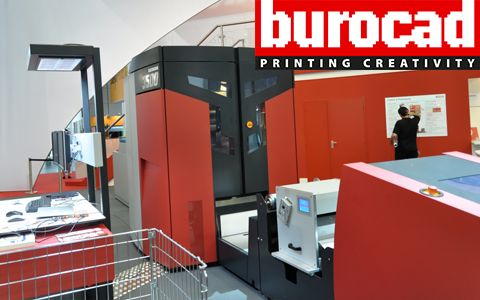 Burocad is expert in creative prints. As a digital printing agency they seek the perfect execution of each creative idea. That is why Burocad invest heavily in custom solutions. They received the KMO Refresh award for their continuous innovation effort. Read more on www.burocad.be