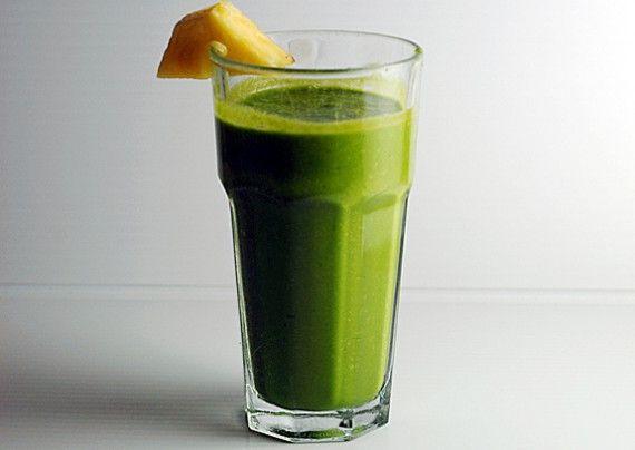 Vijftien tips om van je groene smoothie te houden