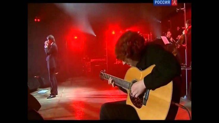 """Николай Носков """"Романс"""" (""""Однообразные мелькают...) - стихи Н. Гумилева)"""