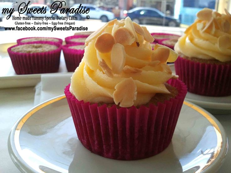 Allergy-friendly ready-to-eat Vegan Caramel Brown Princess cupcakes will be available @ Sugarloaf Pattiserie in Kogarah, NSW soon