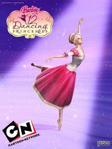 Geneviev 12 dancing princess - barbie-movies Photo