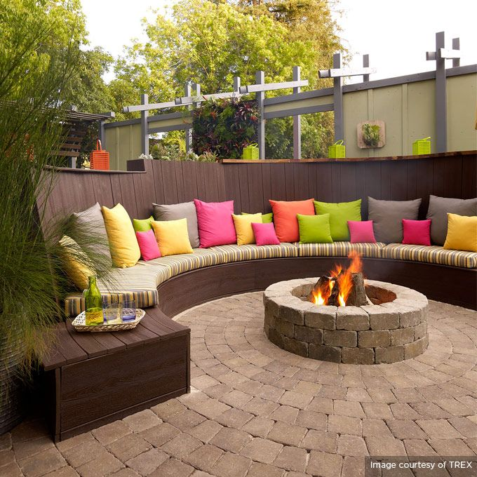 best 25+ tropical fire pits ideas on pinterest   tropical garden ... - Firepit And Patio Designs