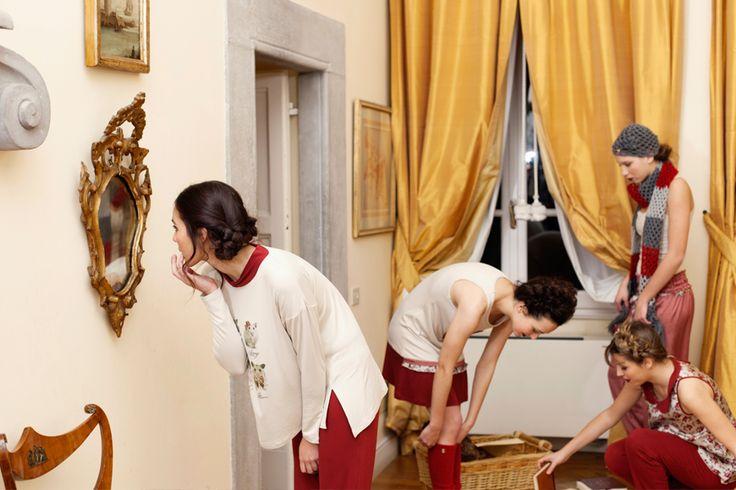 Meg pigiama - Bella Camiciola e Margaret Pantalone - Margaret Canotta e Meg Scaldamuscoli - Margaret Top e Meg Pantalone
