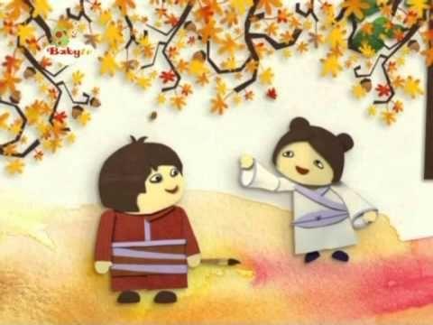 Kinderliedje herfst