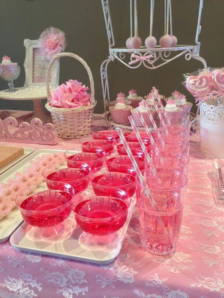 Baby shower jello ideas