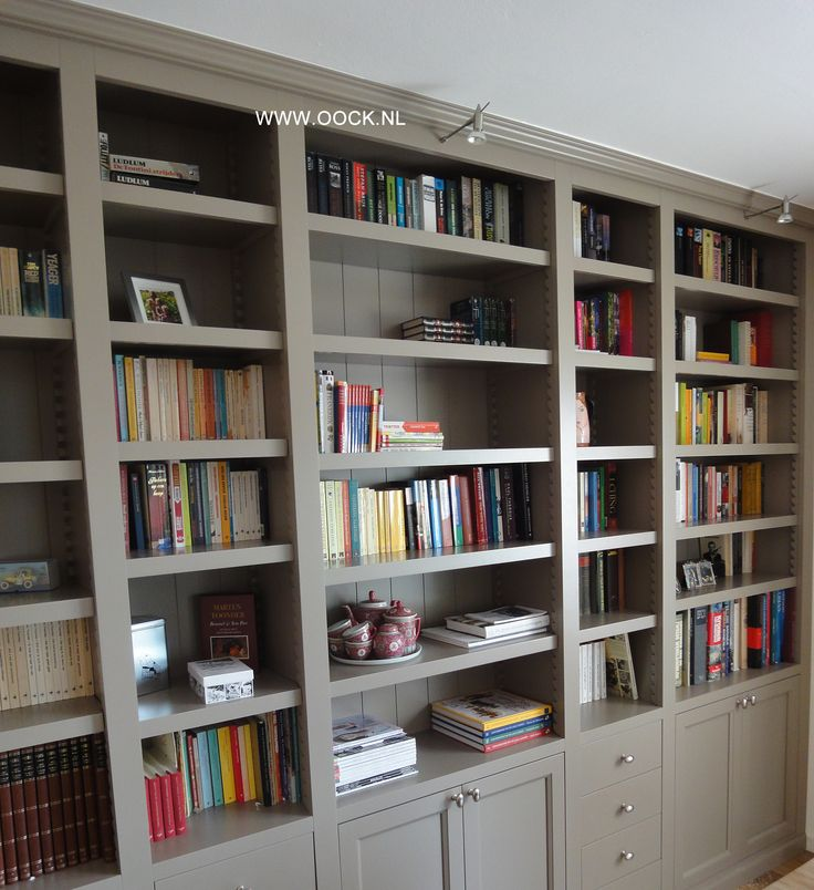 9 best Trends in boekenkasten op maat images on Pinterest | Book ...