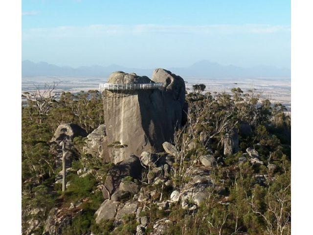 Castle Rock Skywalk - Porongorups, Albany WA