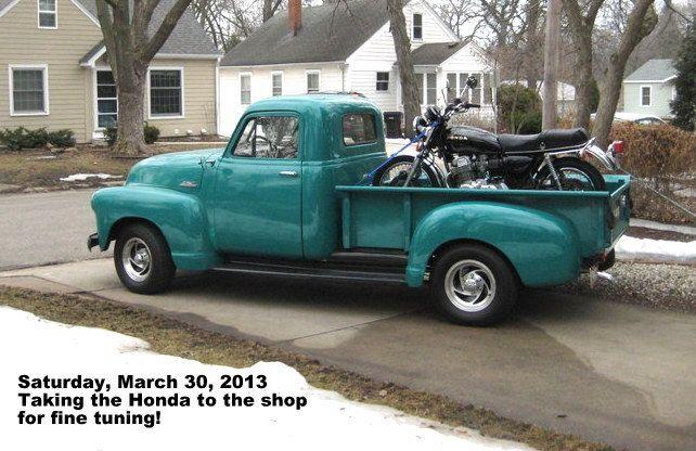1953 Gmc Farm Truck Jim Carter Truck Autos Weblog