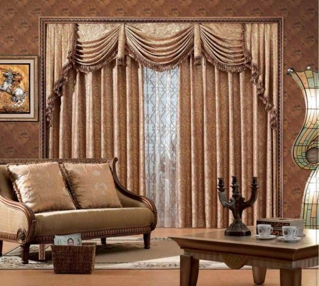 Top Dreamer Choose For You Modern Living Room Curtains Design, Which Are In  Different Colors And With Chic Patterns. Look At The Gallery And Choose  Your ...