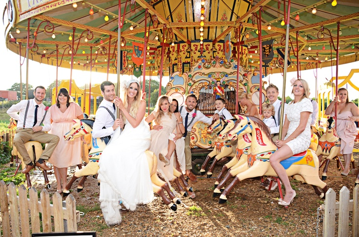 Carousel Wedding Pictures 90