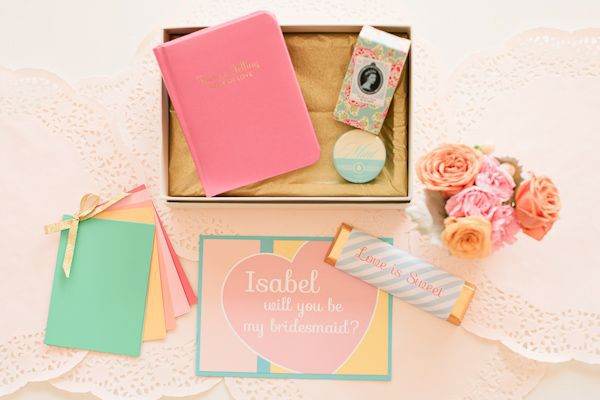 It is customary for the bride to prepare gifts for her bridesmaids as an invite to participate in the wedding party and to say thank you for being a best friend. If you are recently engaged and wondering how to ask your best girlfriends to be bridesmaids at your wedding, today we've got some sweet …